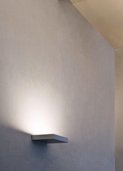 Quasi wall light | Claudio SIlvestrin for Viabizzuno-For m, 2004