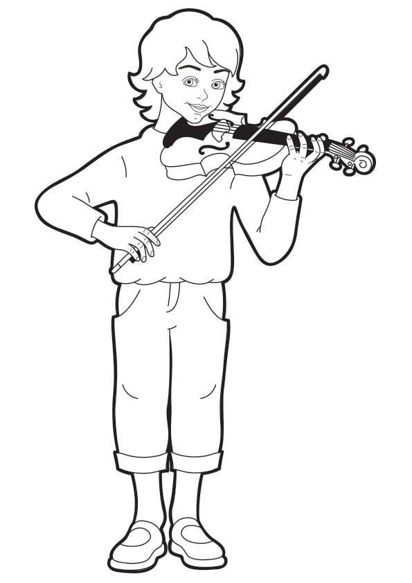 Violin Coloring Pages Best Coloring Pages For Kids Coloring Pages Coloring Pages For Kids Color