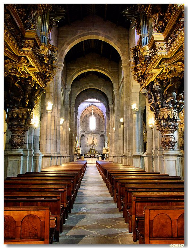 The Catholic Cathedral of Braga (Portuguese: Sé de Braga) is one of the most important monuments in the city of Braga, in Northern Portugal. Due to its long history and artistic significance it is also one of the most important buildings in the country.