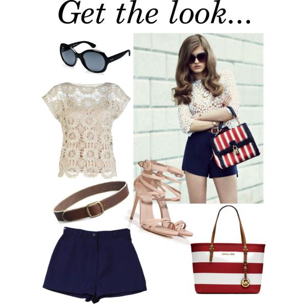 Get the look @Polyvore wonderandawe