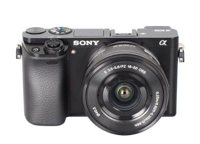 SONY ILCE 6000L Black Kamera DSLR | specification