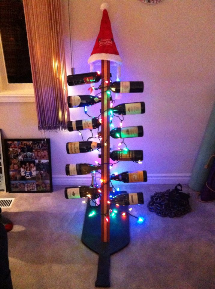 When you don't have a #Christmas tree...