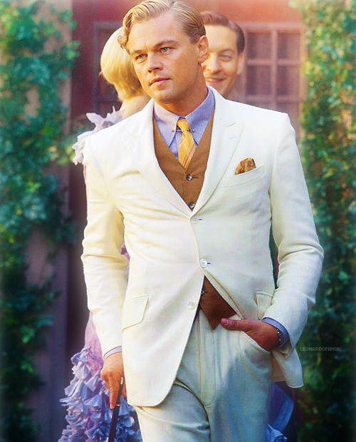 The Great Gatsby- Leonardo DiCaprio