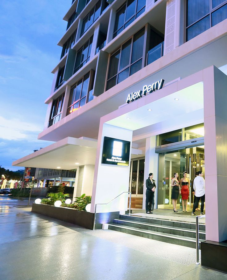 Alex Perry Hotel