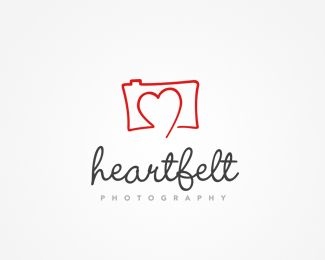 Mind Blowing Resources: 20 Mind Blowing Heart Logo Ideas Inspired by Valentines Season