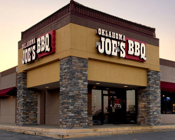 Oklahoma Joes' BBQ in Olathe, KS.  Yum!!