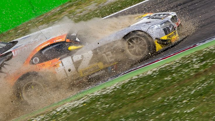 2014 Blancpain Endurance Series - Monza - 11th / 13th April by stefano.casi  http://www.f1passion.it/2014/04/wtcc-wsr-3-5-blancpain-series-gli-incidenti-del-weekend/