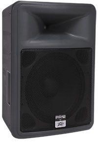 """Peavey PR12 12"""" Pro Audio Speaker Cabinet"""