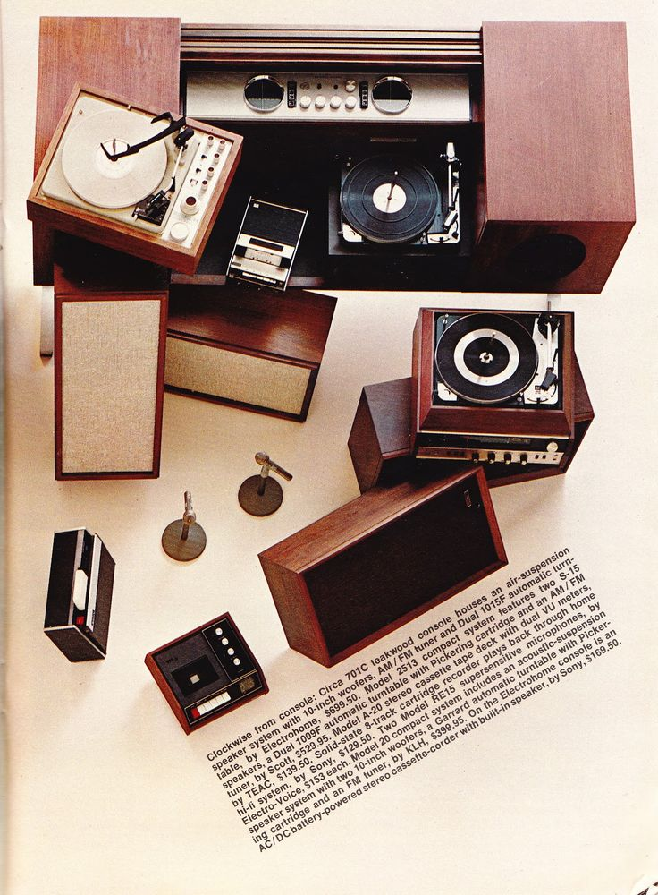 Sights & Sound Of '69 - Playboy Hi-Fi Feature