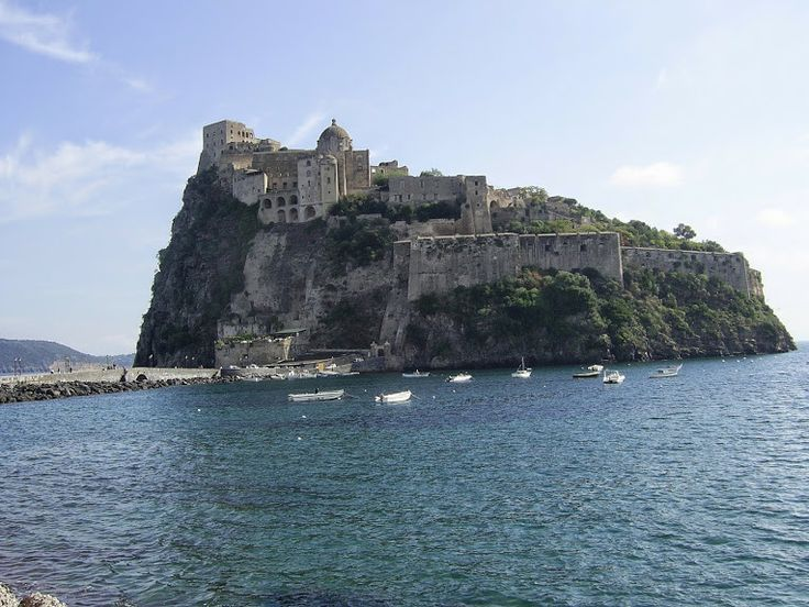 Italy - Castello Aragonese