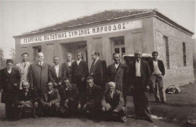 "Santeos: Γεωργικός Πιστωτικός Συνεταιρισμός ""Η  ΠΡΟΟΔΟΣ"""