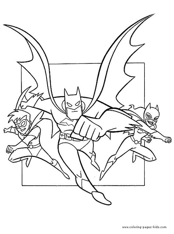 The 25+ best Batman coloring pages ideas on Pinterest | Superhero ...