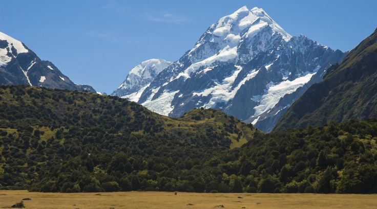 New Zealand - Mount Cook National Park
