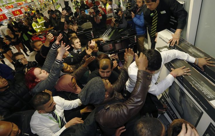John Lewis, Tesco and PC World tell IBTimes UK they are ready for bargain hunters on Black Friday.