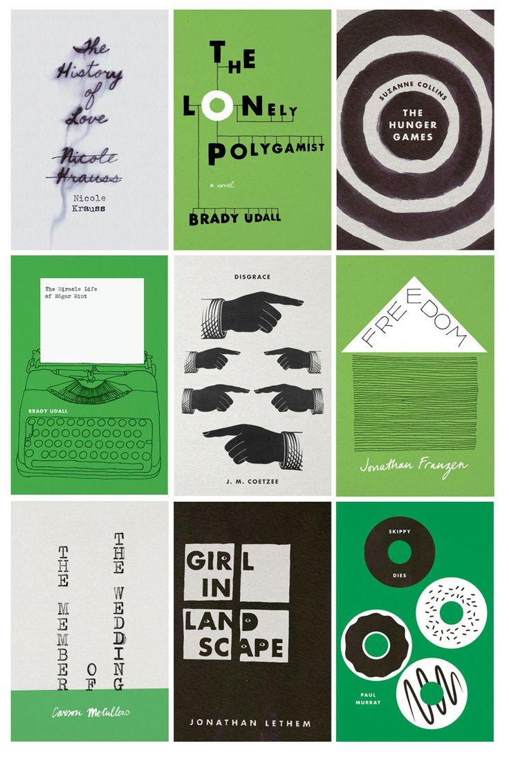 imagined bookcovers by Jenny Volvovski