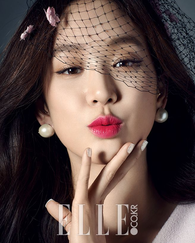 Jung Ryeo Won - Elle Korea November 2016 (Feel So Good)