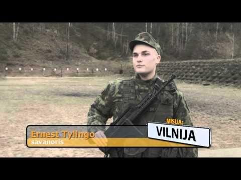 Misja: Wileńszczyzna (12). Ernest z Will'N'Ska o swoich pierwszych dniach w wojsku - PL.DELFI