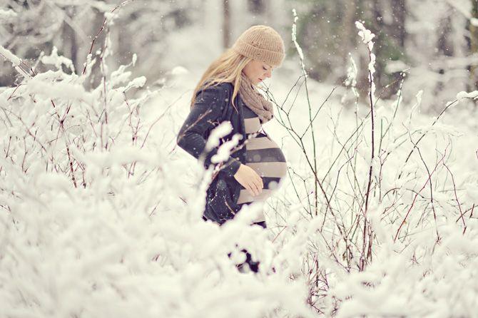 snow maternity