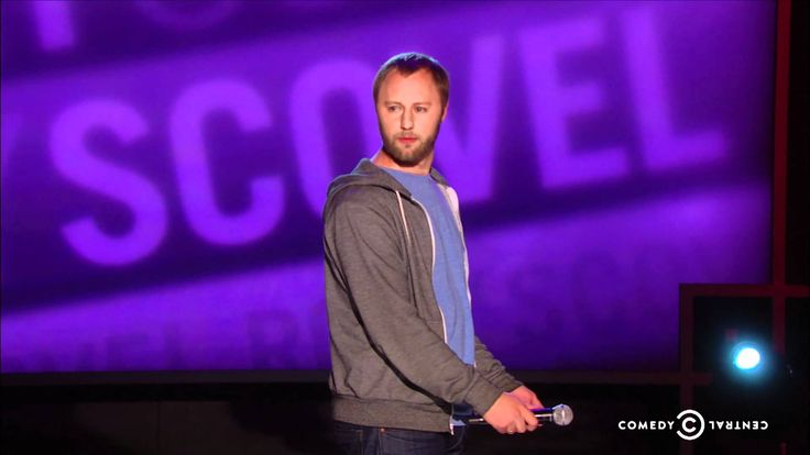 Rory Scovel - Seven Grandmothers (Comedy Central Stand-Up) (+playlist)