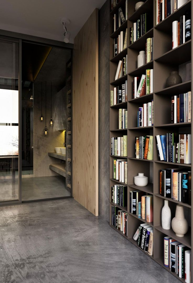 Modern apartment interior design in warm and glamour style digsdigs - 84 Best Industrial Decorating Ideas Images On Pinterest Architecture Space And 3 4 Beds