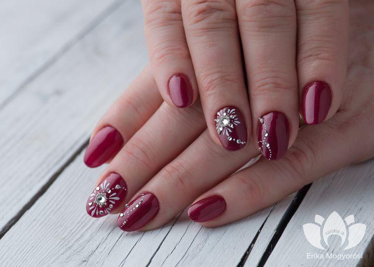 #elegant #lovely #nails #2MBeauty #nailshop.ro