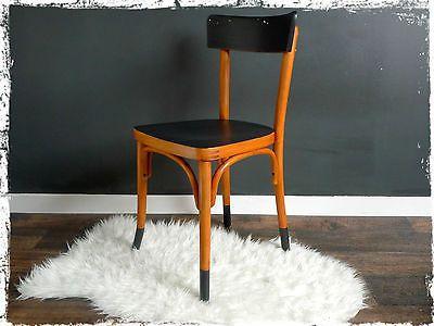 Chaise DE Bistrot Vintage Thonet Lantigone | eBay