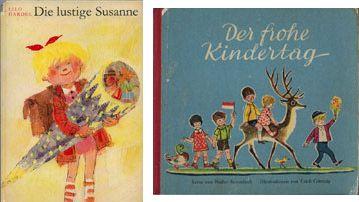 DDR Kinderbücher