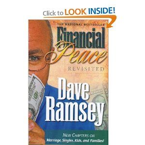 Dave RamseyWorth Reading, Debt Free, Book Worth, Financial Peace, Peace Revisited, Money, Daveramsey, Finance Peace, Dave Ramsey