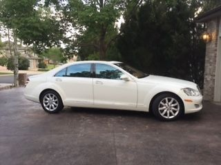 awesome 2008 Mercedes-Benz S-Class S550 Designo Edition AMG - For Sale View more at http://shipperscentral.com/wp/product/2008-mercedes-benz-s-class-s550-designo-edition-amg-for-sale/