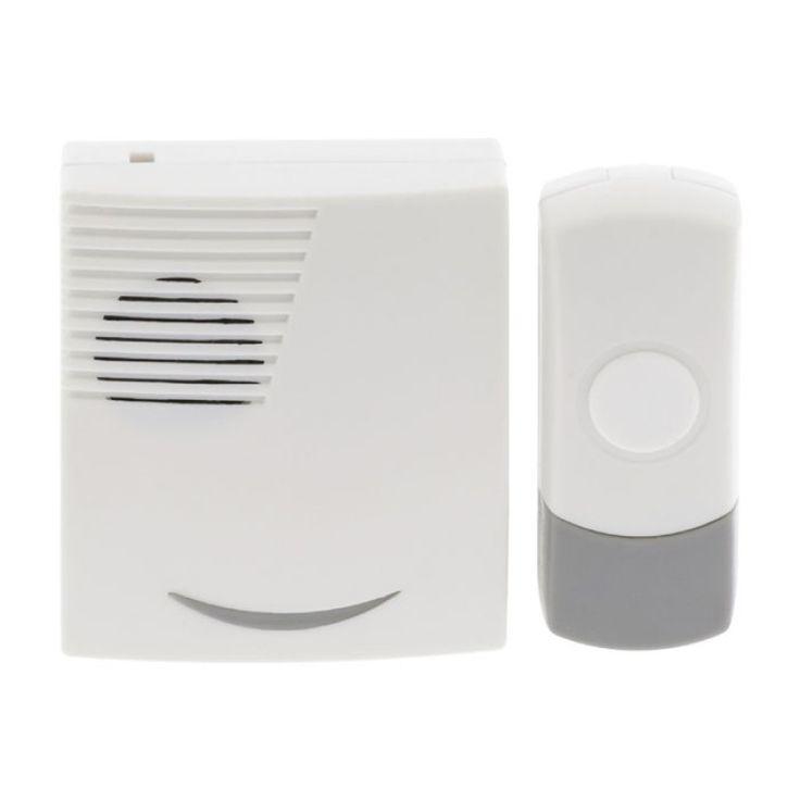 Ασύρματο φορητό κουδούνι με δυνατότητα επιλογής ήχου.