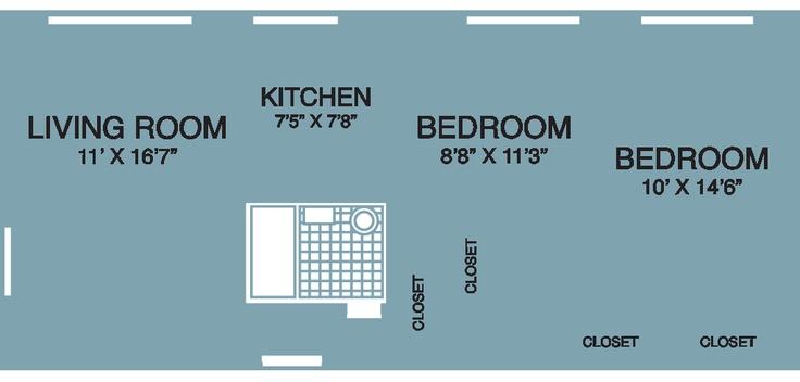 Ivy Hill Park Apartments - Model A