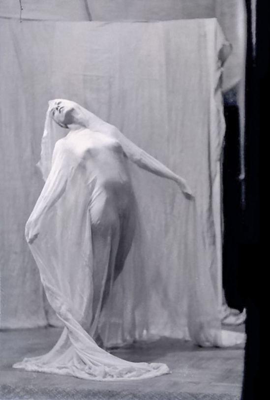 Arnold Genthe. Martha Graham 1928
