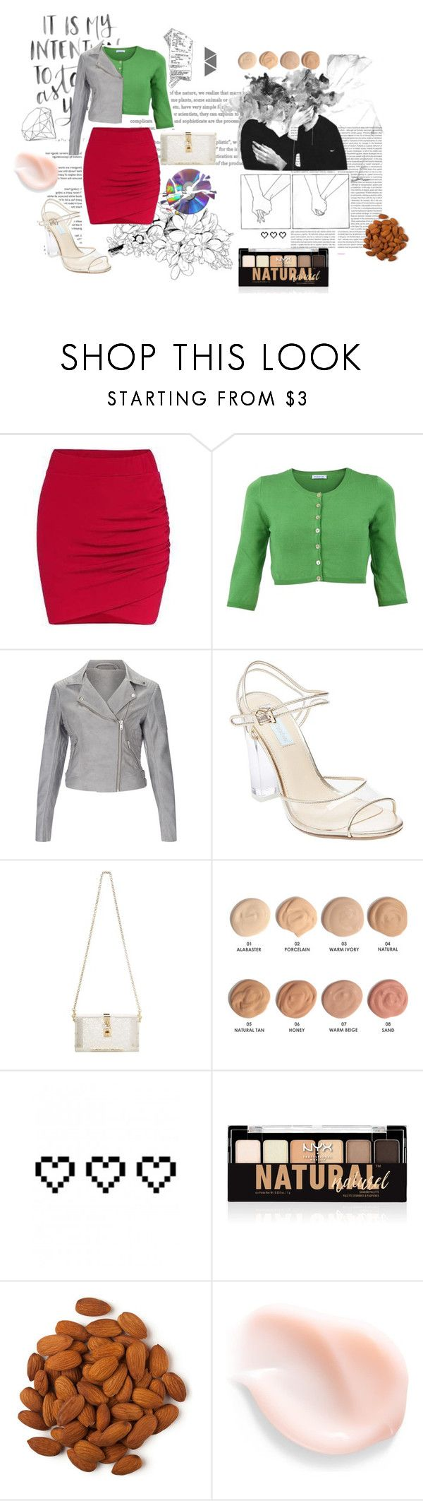 """teddy bear,you were my teddy bear."" by starlightdoh on Polyvore featuring moda, P.A.R.O.S.H., Miss Selfridge, Betsey Johnson, Oris, Dolce&Gabbana, Retrò e NYX"