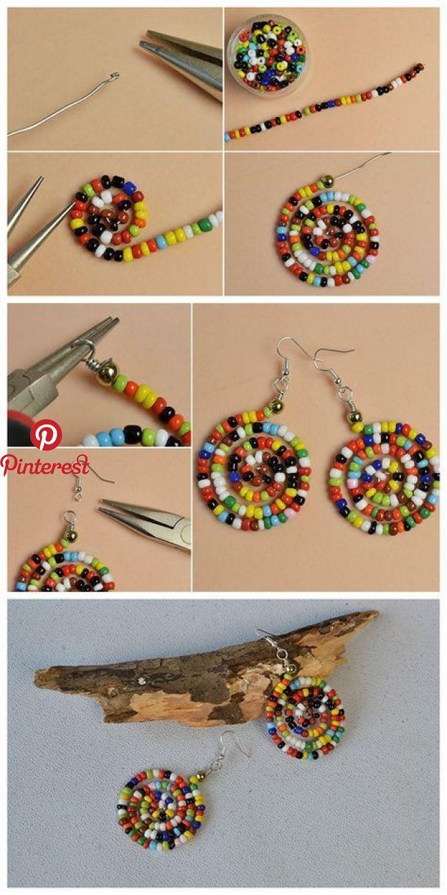 Miyuki Vav Ile Ilgili Gorsel S Jewelry Crafts Homemade Jewelry