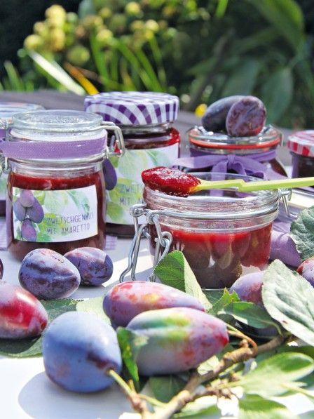 Marmelade selbermachen: Etiketten zum Ausdrucken