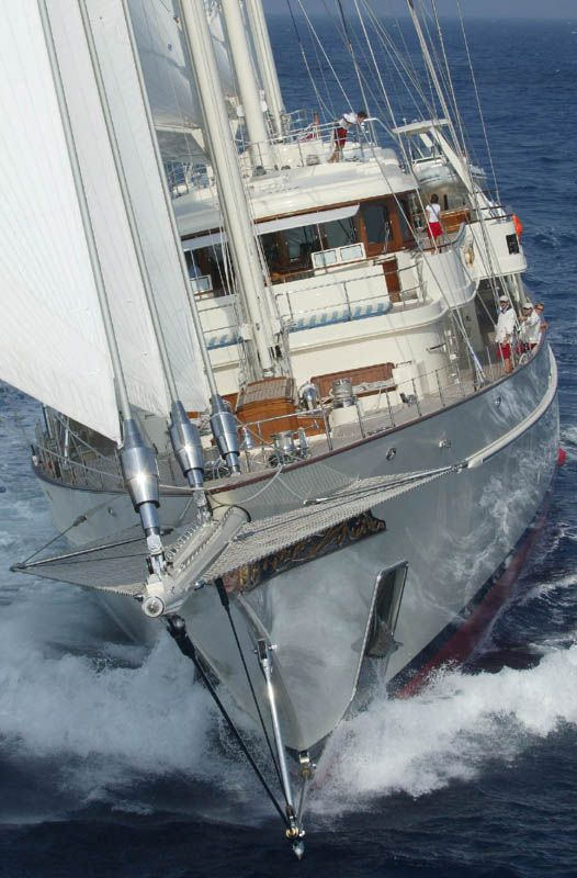 Review: Royal Huisman's Athena! | YachtForums: The World's Largest Yachting Community