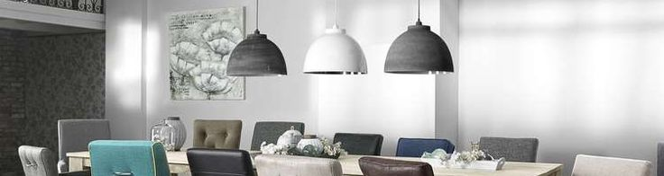 Eetkamer lampen Pronto €59,95  Lights  Pinterest