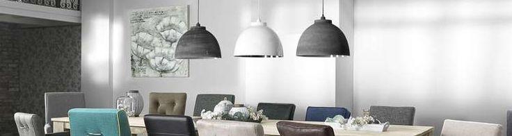 Eetkamer lampen Pronto €59,95
