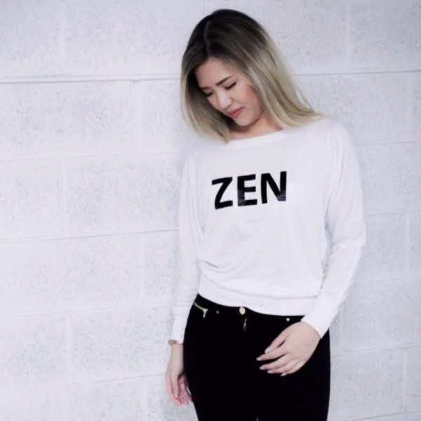 Zen Off-Shoulder Top - Ladies