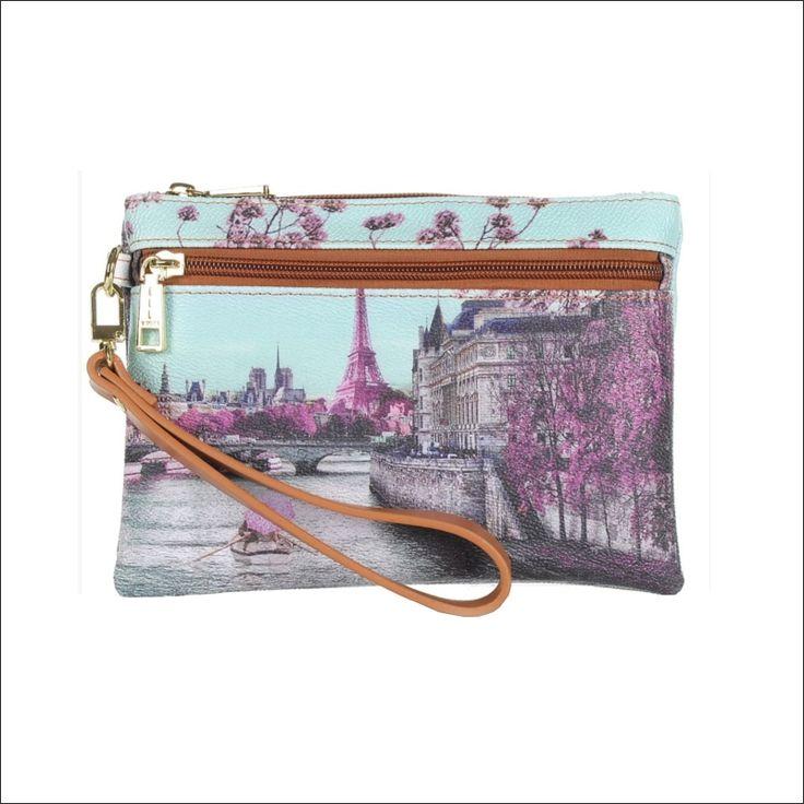 Τσάντες Y NOT ? MILAN Μοντέλο: Paris 343 Τιμή: 28€ Βρείτε αυτό και πολλά ακόμα σχέδια στο www.otcelot.gr ♥♥