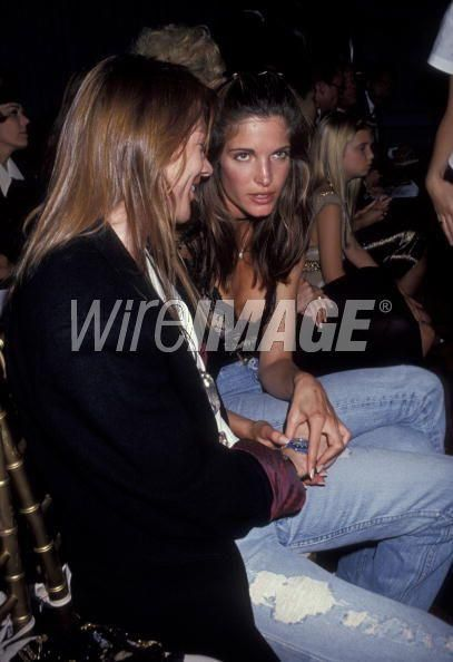 Axl Rose & Stephanie Seymour