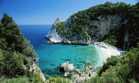 . Fakistra Beach, Pelion, Greece