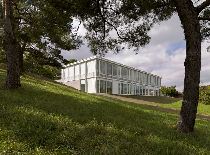 Gallery of ETH Hönggerberg / Tuñón & Ruckstuhl Architects - 2