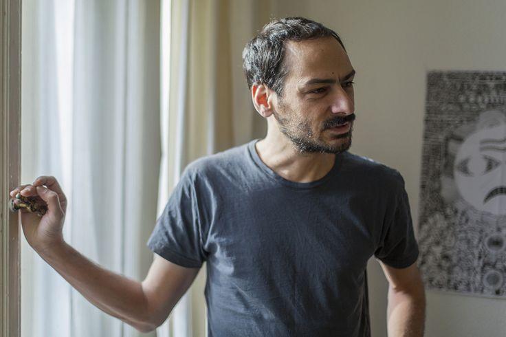 Mazen Kerbaj - A Radical Edge: In-depth interview with Lebanese musician and comics writer Mazen Kerbaj in Berlin.