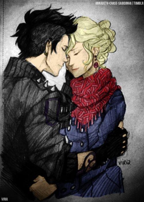 Annabeth Chase Viria Fan Art