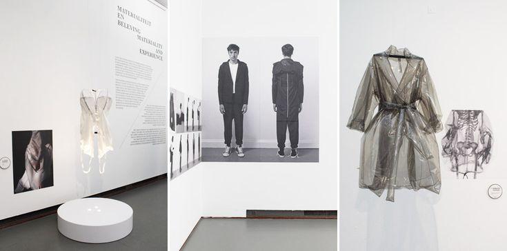 Julia Krantz, Mason Jung, JenniferGadient - Future of Fashion is Now, Boymans van Beuningen