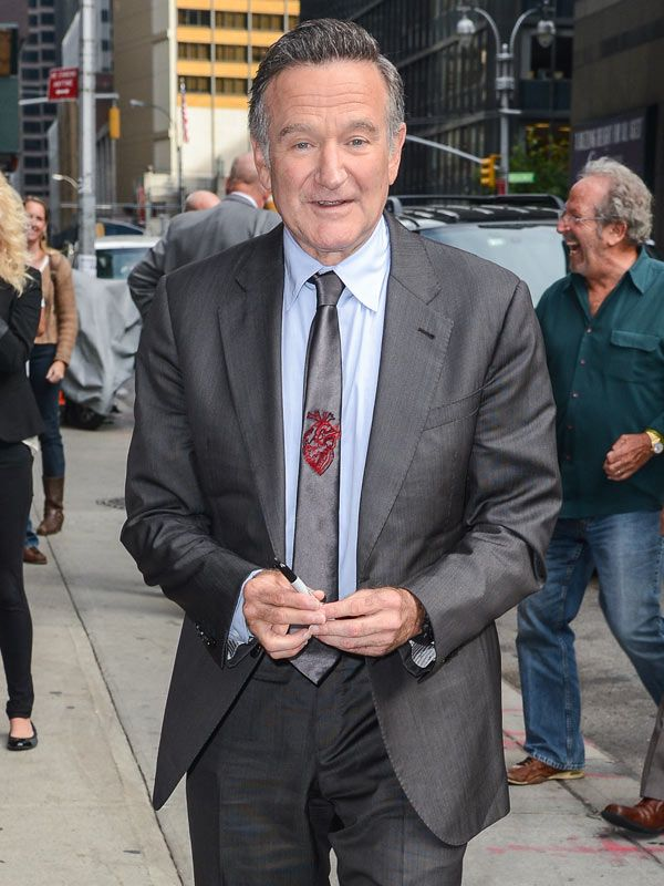 Robin Williams Wife Reveals He Had Parkinson's Disease In New Statement