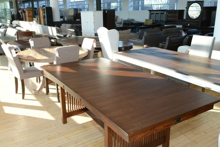 GH Johnson Furniture - Dining Tables