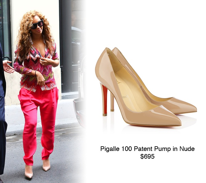 13 days ago · Narrator: Louboutin even had the red bottoms trademarked. The signature Louboutin pumps start at $, the most expensive pair nearly $6, The signature Louboutin pumps start at $, the most.