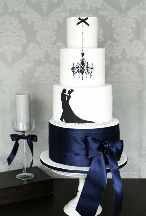 Beautiful wedding cake Styles